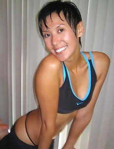 Gallery of two sexy naughty amateur Singaporean hotties