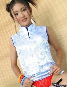 Vivian Lin is a naughty girl that just enjoys fulfilling her own needs.