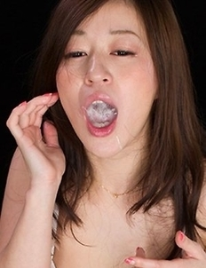 Maria Ono Gives A Sloppy Seconds Blowjob