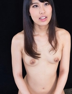 Kotomi Shinosaki Blowjob with Her Cum Filled Mouth