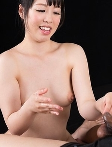 Yuka Shirayuki Strokes with Cum