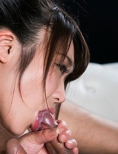 Yui Kawagoe Sloppy Seconds Blowjob