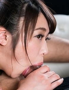 Yui Kawagoe Sloppy Seconds Blowjob