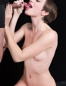 Marie Cum Covered Handjob