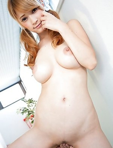 Tia Huge Japanese Tits are like Sweet Juicy Melons!