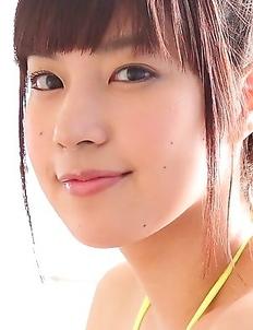 Masako is a Banana Booty Floss Crazy Japanese Girl!