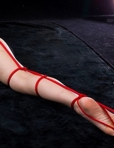 Bondage gallery featuring none other than Mizuki: lots of rope and vibrator teasing