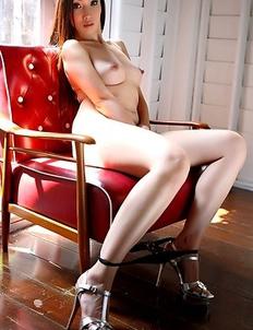 Long legs Asian Baifern