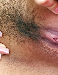Busty Asian Piano Pai with wide nipples showing honey pussy