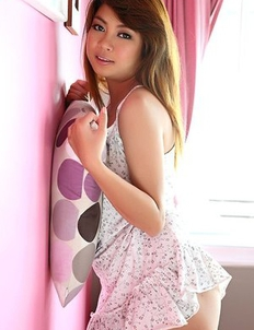 Young Asian Juliet