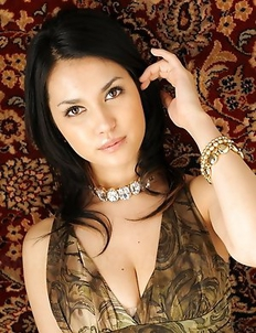 Maria Ozawa tempting and posing.