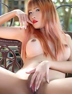 Redhead Asian Mayrita