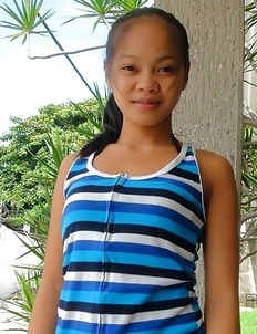 Naughty Asian teen Arcel