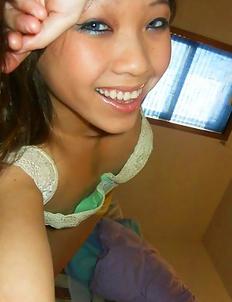 Sexy Asian hotties get wild on cam