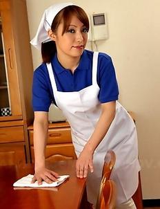 Hot girl Yukari Toudou showing off