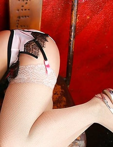 Natsuko Tatsumi is Santa babe loving to expose her curves