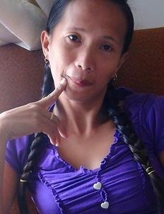 Wild and horny Filipina MILF Mylene