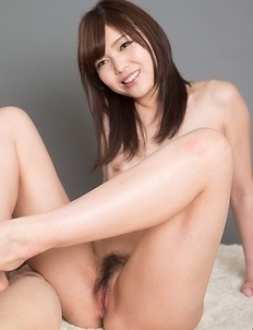 Shino Aoi and Tsubaki Katou strip naked and give this guy a double footjob in POV