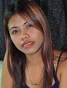 Filipina chick Althea