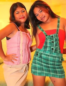 Naughty Filipinas Princess and Trixie