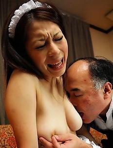 Himeki Kaede gets her pussy rammed