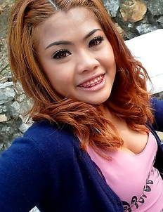 Cute Thai babe with thick ass and tight pussy
