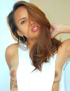 Sultry Asian massage babe Kimar