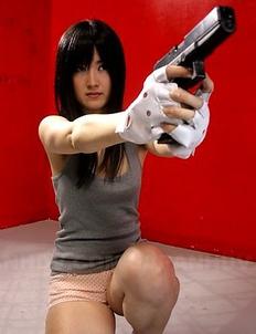 Shizuka Minami sees a girl fucked.