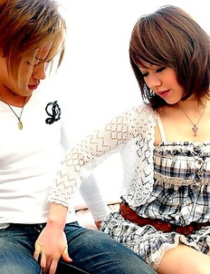 Hot Aya Sugiura rides a big pecker