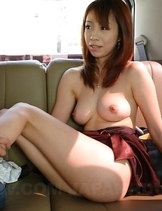 Yuri Rie is fucked with toys in hairy pussy
