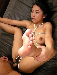 Freaky group sex with Satomi Suzuki