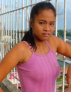 Young Filipina Shakira