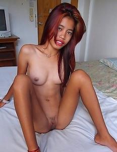 Fresh young Asian Merilyn