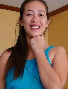 Half-white Filipina Precious